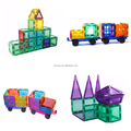 Magformers Magnetic Tiles Building Blocks Plastic Building Blocks