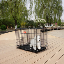 new arrival portable small dog kennel removable dog breeding cages