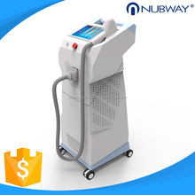 Permanent comfortable treatment Ipl + diode laser hair removal machine for sale