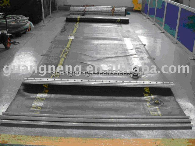 Best Quality Inflatable Rubber Oil Containment Booms Body
