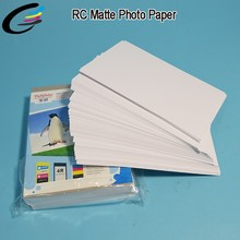 A4 260gsm RC Glossy photo paper high resolution color printing paper