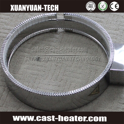 ceramic heater element parts for extrusion