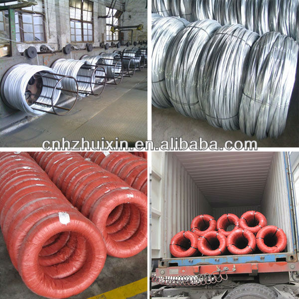 Galvanized steel wire for ACSR, Wire Mesh,Fencing and Fish Net