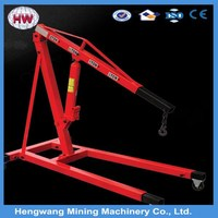 2015 Factory price hydraulic crane/pillar mounted jib crane/mobile telescopic cranes
