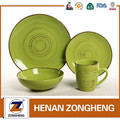hp stoneware tableware ceramic dinnerware made in china