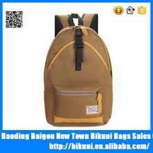 Alibaba China teenager college school bags khaki canvas fashion backpack buy directly from factory