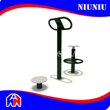 Commercial adults multiplayer excellent body fit kick training gym Outdoor fitness Equipment