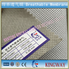 Breathable Roof Membrane For European Market Waterproof membrane for pitched slope roof