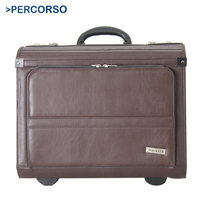 Eminent Pilot Case Trolley Suitcase With