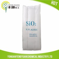 High Quality Super Fine Silica Rubber Product Manufacturer