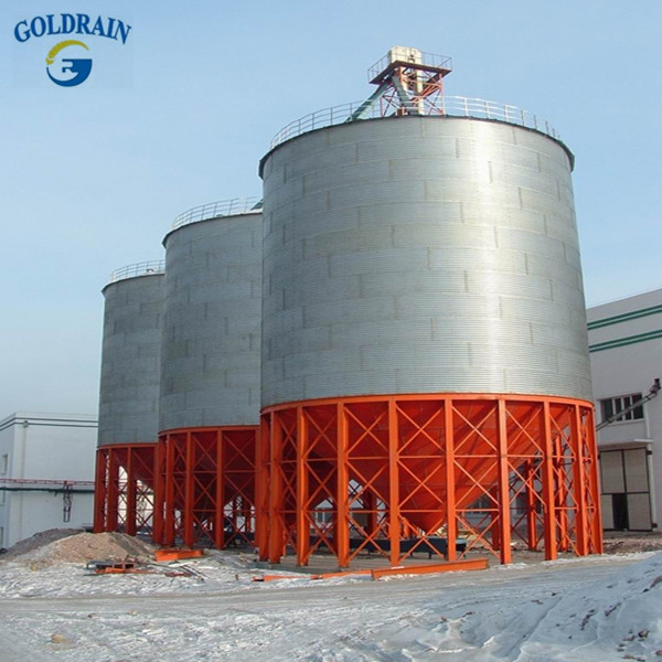 Industrial all kinds of flour storage container