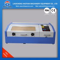 low cost handheld laser engraver K40 for jewellery/plywood/acrylic
