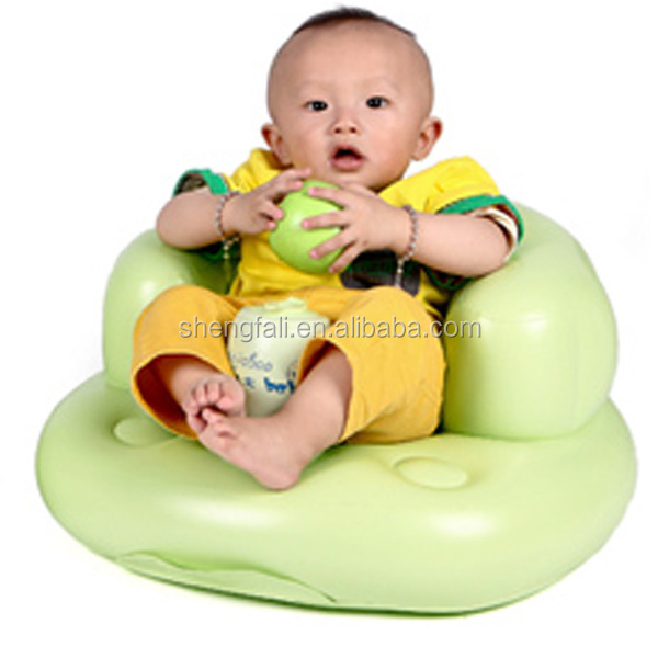 Inflatable baby single sofa chair