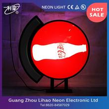 China alibaba advertising led light box with flexible and varied