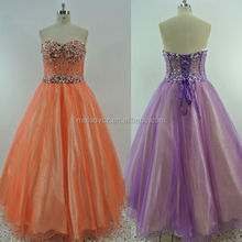 Beautiful western beading big size off shoulder bandage ball gown prom dress