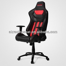 akracing black and red classic combination office chair