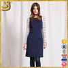 China factory OEM high quality cotton fashion women A-line dress