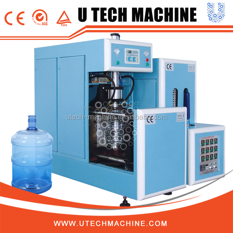 Semi-automatic 5 Gallon Plastic Bucket Manufacturing Machines