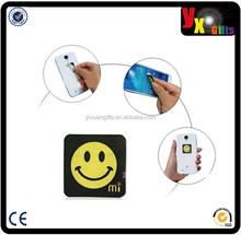 Promotional Cheap Small cell phone screen cleaner sticker