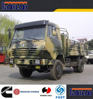 China steyr tech Shacman 4x4 diesel mini truck for sale