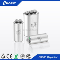 4 pin capacitor 350v ac motor start 30mf run capacitor 35 uf air conditioner capacitor
