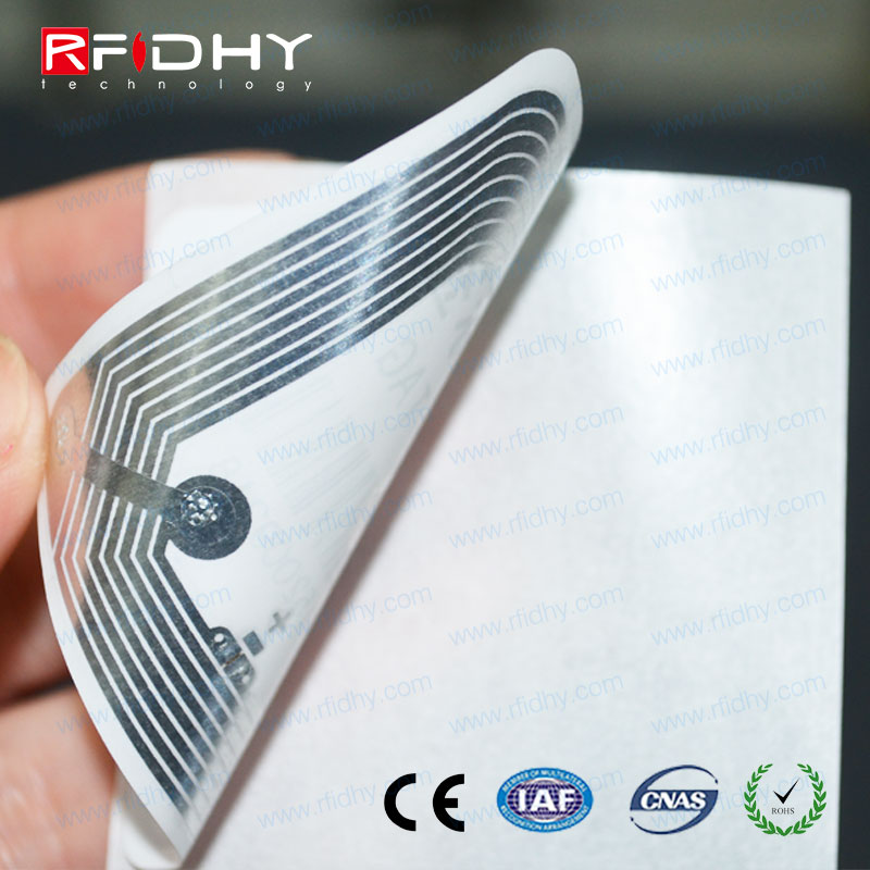 Chip RFID tag for Electronics Inventory Tracking