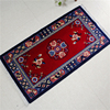Classic flower pattern wool carpet 60cm*120cm prayer rug for mosque