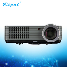 Fashional 3D 1080p full hd led home mini cinema projector for home use