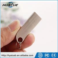 2016 cheap metal USB flash driver, Gift mini metal usb paypal flash disk key