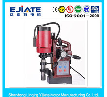 EJIATE HOT SELL 1500W small Magnetic Base <strong>Drill</strong> Press with JC 23mm