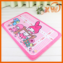 Hot Sale Eco-friendly PVC Foam Printing Cartoon Baby Bath Floor Mats