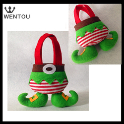Wholesale adorable The elves candy bag
