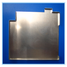 ISO9001 certificate OEM 0.3 mm Nickel siver Stamping EMC shielding case and cover