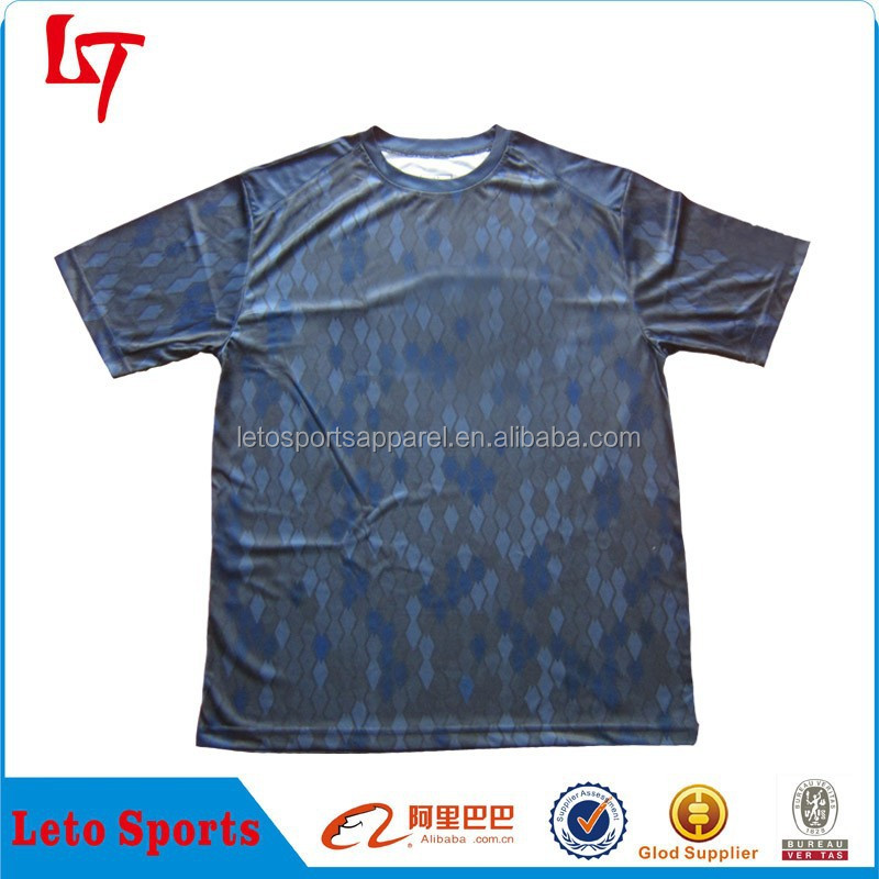Professional custom design performance tee shirt oem for Custom single t shirts