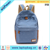 Wholesale Casual Canvas Backpack bags for girls with dot printing