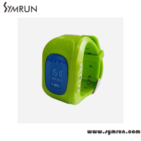 Symrun 2016 Newest GPS Tracker Watch Q50 Wristwatch For Kids SOS Emergency GSM Bluetooth Phone Wearable Devices Q50