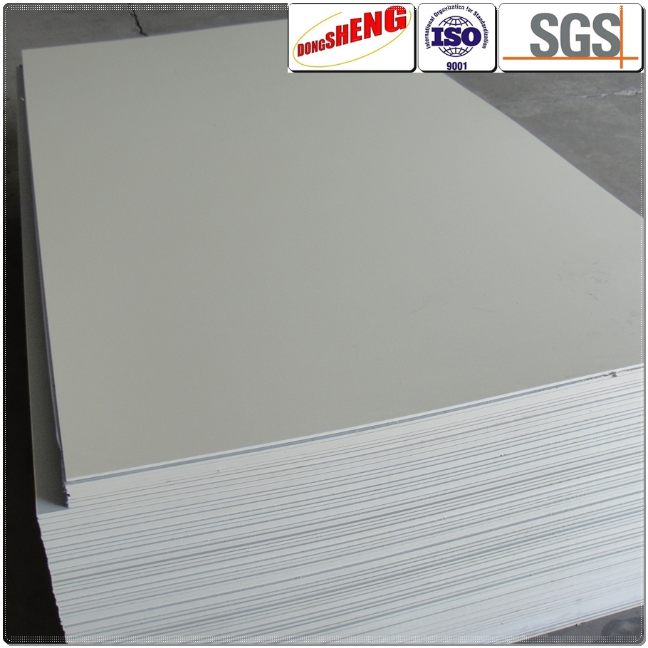 Thick black pvc hard /rigid pvc sheet