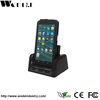 WODE WD-HT5X 4.0 inch android tablet pc price china, with barcode scanner and UHF RFID reader