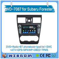 2016 For subaru forester android car multimedia system car gps dvd 2 din car stereo support auto audio with bluethooth wif 3g
