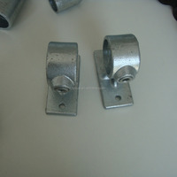Malleable Iron Pipe Clamp Fittings Price Inspection Elbow