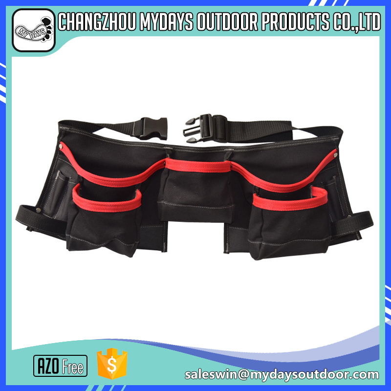Excellent quality sling waist tool bag for plumbers
