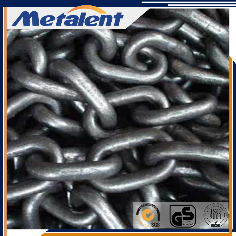 Stainless Steel DIN 766 Polished Short Link Chain