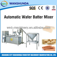 Automatic High Quality Wafer Batter Mixer