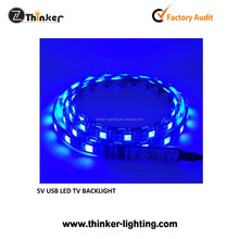 Thinker lighting 5050 RGB TV backlight 5V smd led for tv backlight