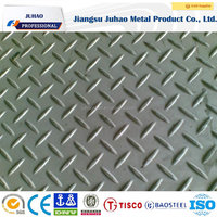 NO.1 201 202 304 316 stainless steel diamond checkered plate