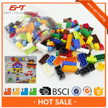1000pcs enlighten plastic building block toy brick set