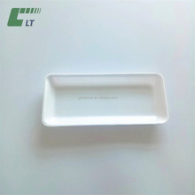 transparent Disposable plastic food tray for meat