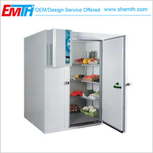 Air Conditioner Fruit Meat Fish Ice Cream Storage Cold Room