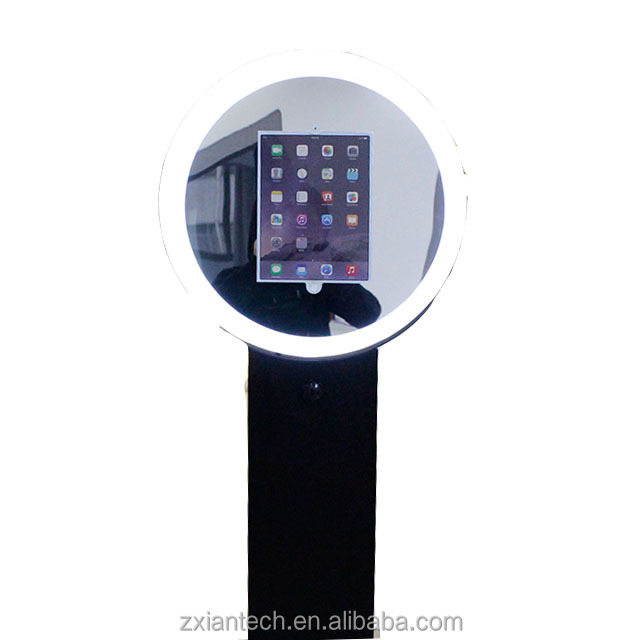 12.9 inch Portable stand Mirror me iPad photo booth for sale vending machines