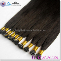 2016 New Fashion Alibaba Straight Hair Human Hair Extension100% Raw Unprocessed, 8Inch-30Inch Factory Price Remy Fusion Hair Ext